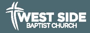 west side baptist church logo-white